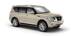 ������� � Nissan Patrol