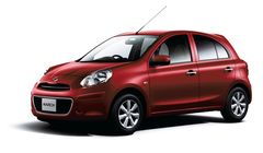 ������� � Nissan March
