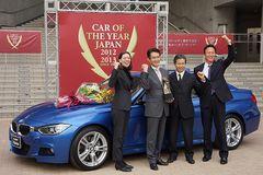 BMW 3 серии назван лучшей иномаркой года