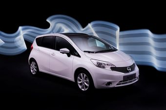 ����� Nissan Note ��� ������ ������ ��������� ����� �� ������ � ���������� �����������.