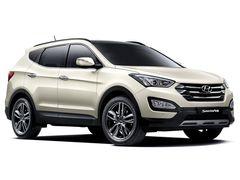 ������� � Hyundai Santa Fe