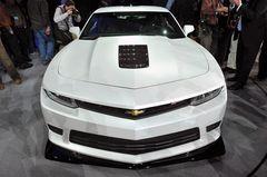 ������� � Chevrolet Camaro