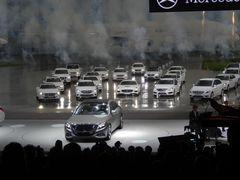 Презентация нового поколения Mercedes S-Class
