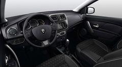 Турецкий Renault Symbol, украинский Logan