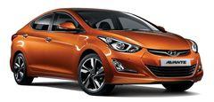 ������� � Hyundai Avante