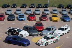 ������� � Toyota Supra