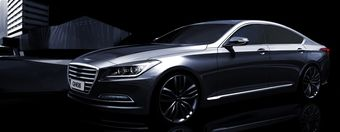 Korean car manufacturer contact the luxury market