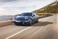 ������� � Porsche Panamera