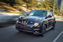 ������� � Nissan Juke