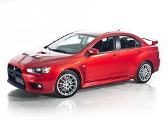 ������� � Mitsubishi Lancer Evolution