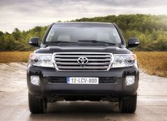������� � Toyota Land Cruiser