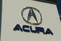 ������� � Acura MDX