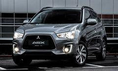������� � Mitsubishi ASX