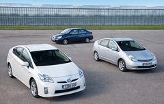 ������� � Toyota Prius
