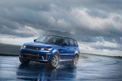������� � Land Rover
