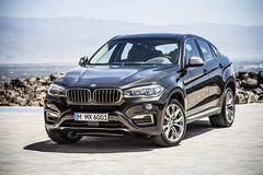 ������� � BMW X6