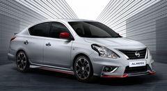 ������� � Nissan Almera