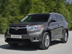������� � Toyota Highlander