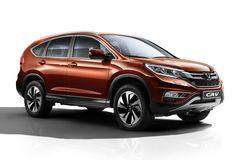 ������� � Honda CR-V
