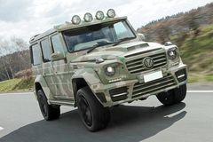 ������� � Mercedes-Benz G-Class