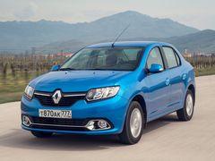������� � Renault Logan