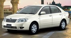 ������� � Toyota Corolla Spacio