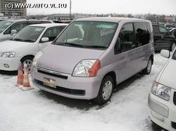 ������� � Honda Mobilio