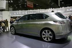 Концепт-кар Toyota FSC.