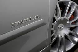 TRD Aurion 3500SL.