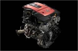 Новый GT-R будет укомплектован V-образным 6-цилиндровым мотором объемом 3,8 литра серии «VQ».