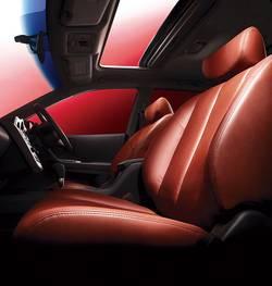 Nissan Murano «Arte-Bianerosso»