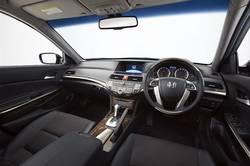 Прототип Honda Inspire 2008.