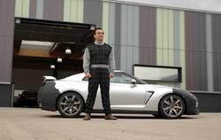 Карлос Гон и Nissan GT-R.