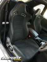 Nissan Skyline R34 GT-R. Сидения.