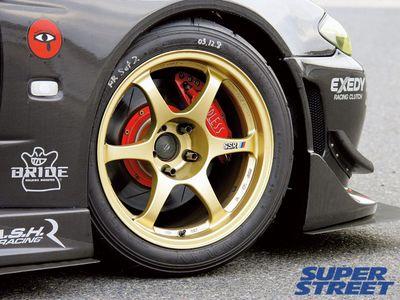 Литые диски Sunline R Nissan Silvia SPL.