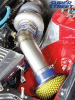 Турбина Sunline R Nissan Silvia SPL.