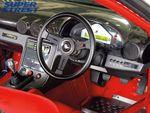 Рулевое колесо Sunline R Nissan Silvia SPL.