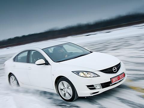 �� ���, Mazda6 ��������� �� ����� ������. �� �� ����� �������� ���� ���������� ���������� � ���� ���������.