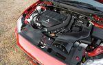Дефорсированная версия 2-литрового турбированного двигателя от Lancer Evolution выдает 237 л.с. и 343 Нм момента.
