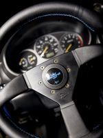 Subaru Impreza WRX. Рулевое колесо.