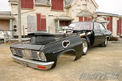 Vauxhall PС Cresta