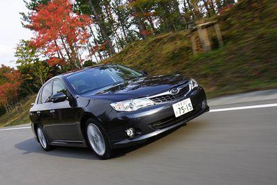 Subaru Impreza Anesis 2.0 i-S