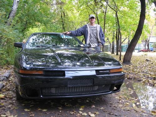Toyota Supra MA70/7M-GTE/AT 1990 года выпуска. Build 2007.