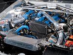 Двигатель Toyota Corolla AE86.