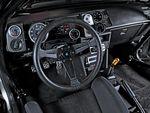 Интерьер Toyota Corolla AE86.