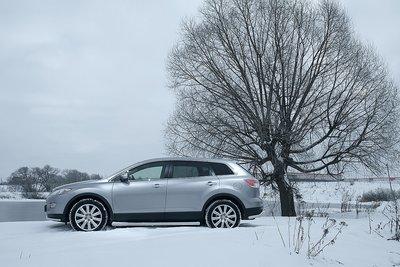 Тест-драйв внедорожника Mazda CX-9 от Drom.ru