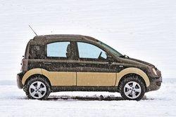 В роли простой: Fiat Panda 4x4 Cross 1.3 Multijet (вязкомуфта)
