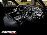 Mazda RX-7, интерьер