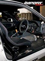 Интерьер Nissan Silvia