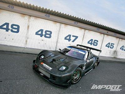 Тюнинг Mazda FD3S RX-7. 112908
